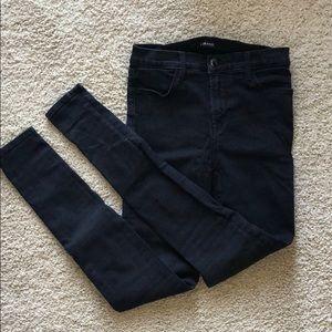 J brand Maria skinny leg jeans
